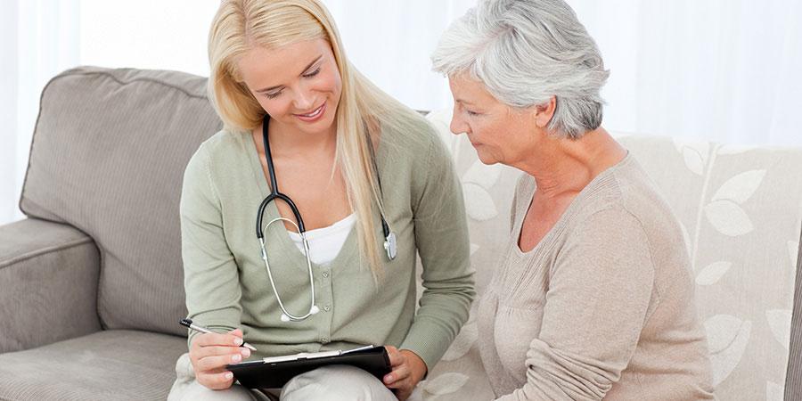 medici a domicilio per persone anziane