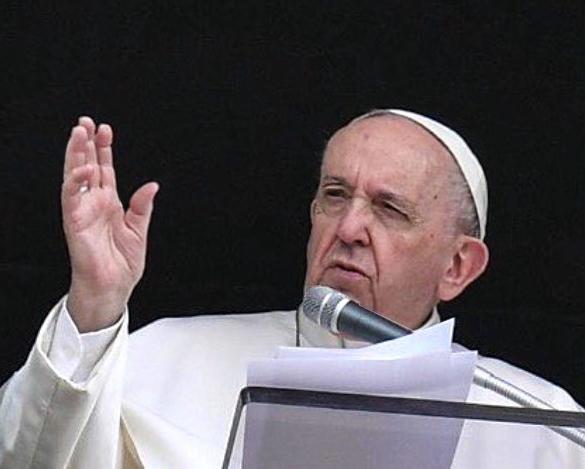 Papa Francesco all'Angelus di domenica 11 giugno 2021 dall'Ospedale Gemelli di Roma